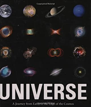 Universe: A Journey from Earth to the Edge of the Cosmos 9781905204007