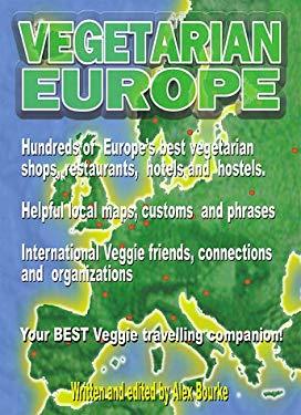 Vegetarian Europe 9781902259024
