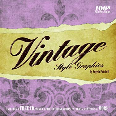 Vintage Style Graphics [With CDROM] 9781906245177