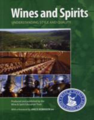 Wines and Spirits Understanding Style Ay