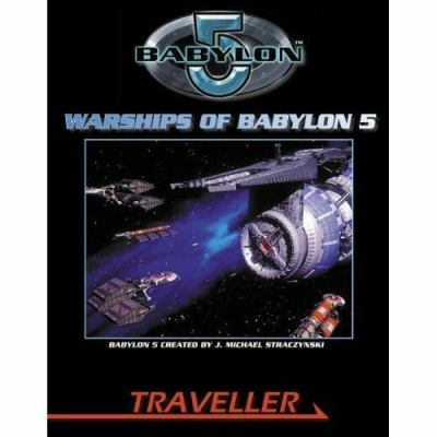 Warships of Babylon 5 9781906508258