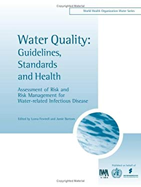Water Quality Guidelines Standards Health: 9781900222280