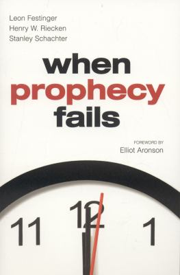 When Prophecy Fails 9781905177196