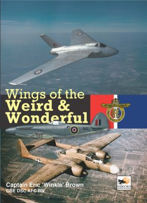 Wings of the Weird & Wonderful 9781902109169