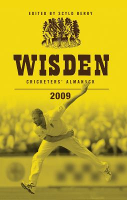 Wisden Cricketers' Almanack 9781905625161