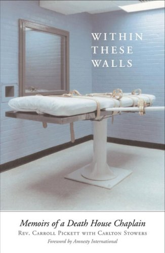 Within These Walls: Memoirs of a Death House Chaplain 9781904132745