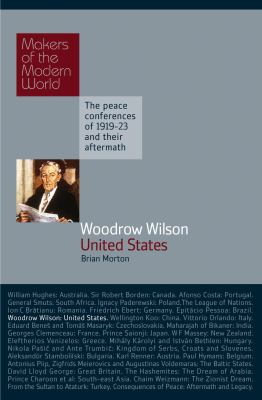 Woodrow Wilson: USA 9781905791620
