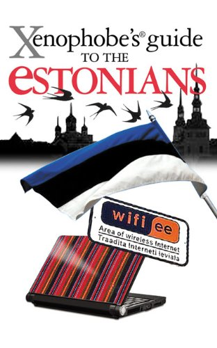 Xenophobe's Guide to the Estonians 9781906042301
