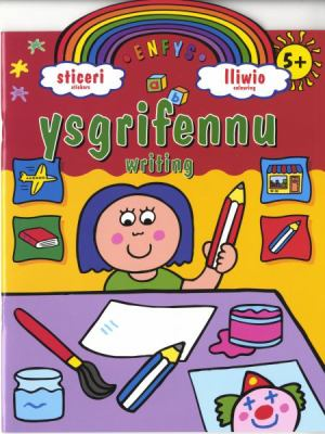Ysgrifennu: Writing 9781905255399