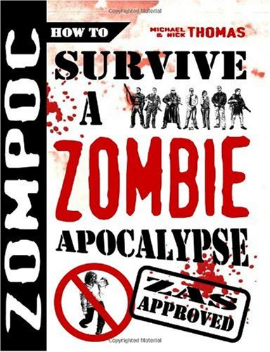 Zompoc: How to Survive a Zombie Apocalypse 9781906512330