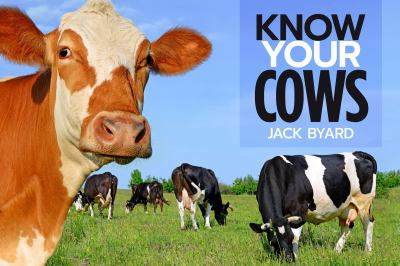 Know Your Cows (Old Pond Books) 44 Breeds from Aberdeen Angus to Wagyu, with Essential Facts on History, Country of Origin, Physical Characteristics,