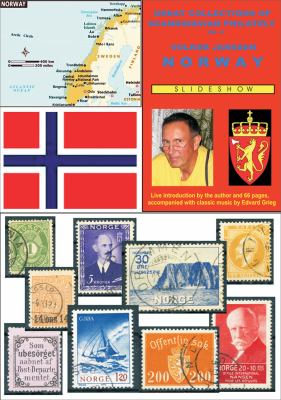 Great Collections of Scandinavian Philately: Vol. 2: Norway 9781919901701