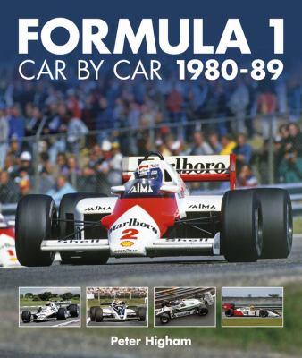 Formula 1: Car by Car: 198089