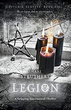 Psychic Surveys Book Six: Legion: A Gripping Supernatural Thriller