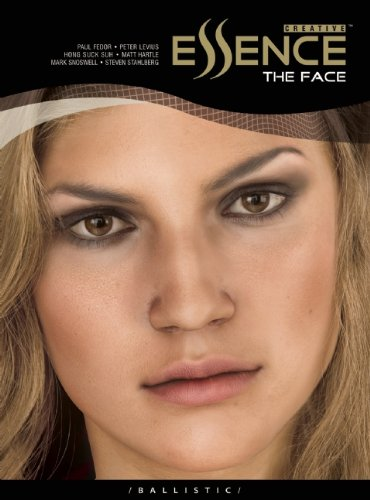 Essence: The Face: Modeling and Texturing 9781921002366