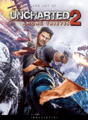 The Art of Uncharted 2: Among Thieves 9781921002717