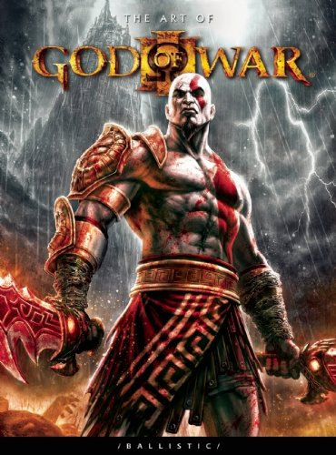 The Art of God of War III 9781921002724