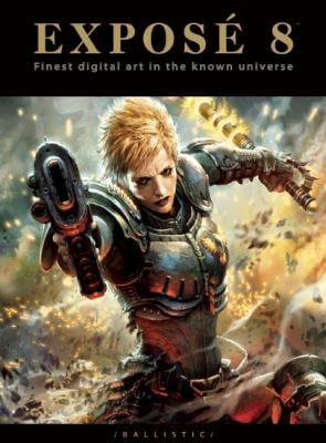 Expose 8: The Finest Digital Art in the Known Universe 9781921002847