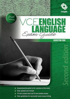 English Language Exam Guide