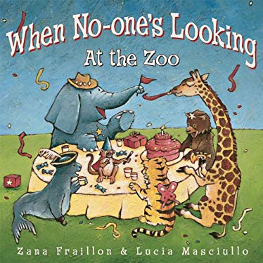 When No-One's Looking at the Zoo 9781921502460