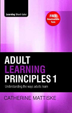 Adult Learning Principles 1 9781921547003