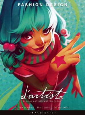 D'Artiste Fashion Design: Digital Artists Master Class 9781921828102