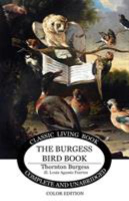 The Burgess Bird Book in color