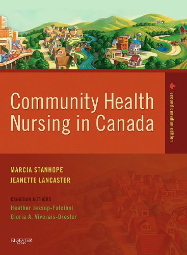 Community Health Nursing in Canada 9781926648095