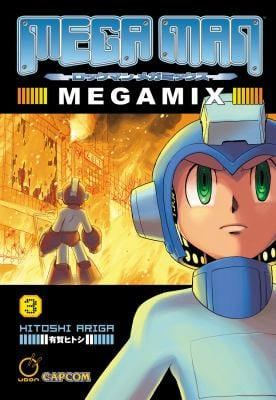 Mega Man Megamix, Volume 3 9781926778006