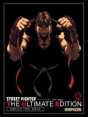 Street Fighter: The Ultimate Edition: The Complete First Series 9781926778075