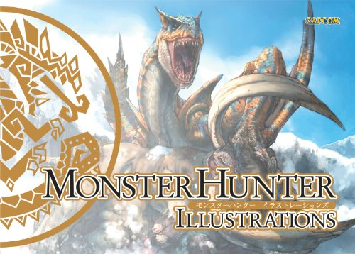 Monster Hunter Illustrations 9781926778174