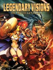 Legendary Visions: The Art of Genzoman 13128746