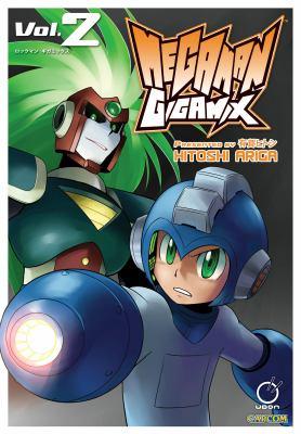 Mega Man Gigamix, Volume 2 9781926778273