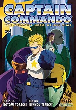 Captain Commando Volume 1 9781926778402