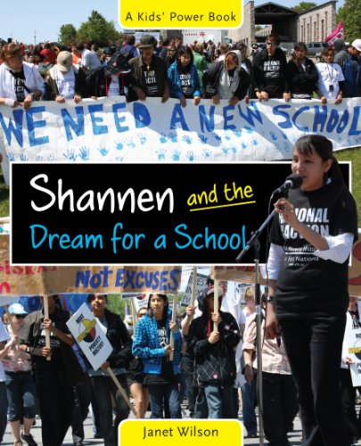 Shannen and the Dream for a School 9781926920306