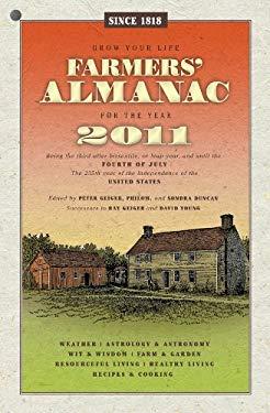 Farmers' Almanac 9781928720010