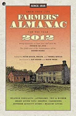 Farmers' Almanac, Volume 195 9781928720119