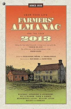Farmers' Almanac 2013 9781928720140