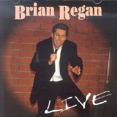Brian Regan Live 9781929243150
