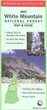 AMC White Mountain National Forest Map and Guide 9781929173945