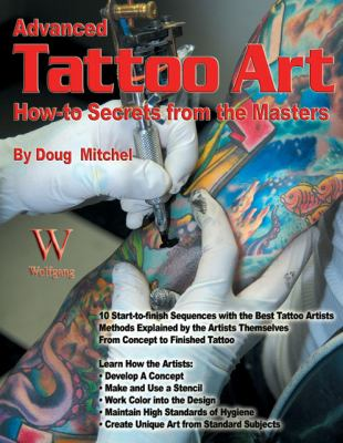 Advanced Tattoo Art by Mitchel, Doug, 9781929133338. Expand Image