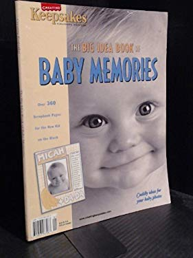 Baby Memories: The Big Idea Book 9781929180035