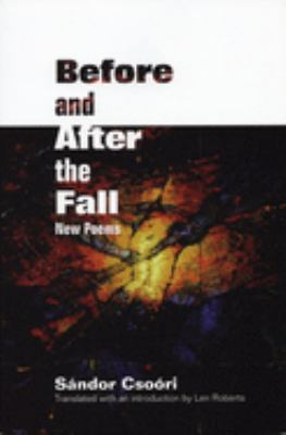Before and After the Fall 9781929918461