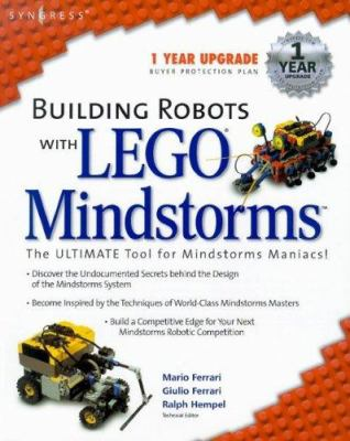 Building Robots with Lego Mindstorms