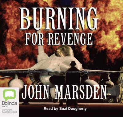 Burning for Revenge 9781921334801