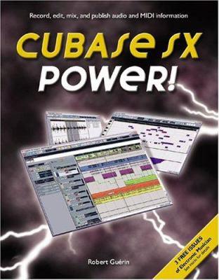 Cubase SX Power! 9781929685851