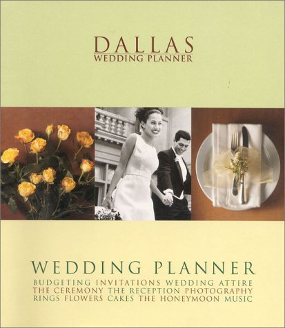 Dallas Wedding Planner 9781928728009