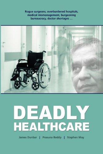 Deadly Healthcare 9781921513756