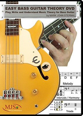 Easy Bass Guitar Theory: Play Write and Understand Music Theory for Bass