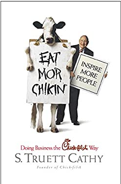 Eat Mor Chikin: Inspire More People 9781929619085